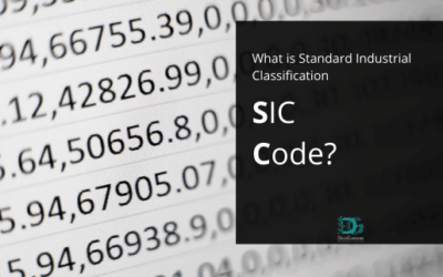 What is the Standard Industrial Classification – SIC code?