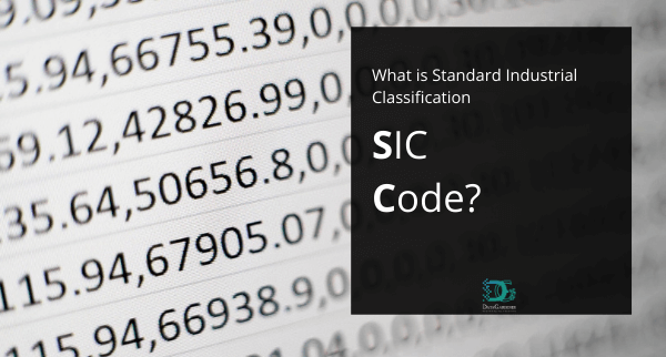 what is SIC code