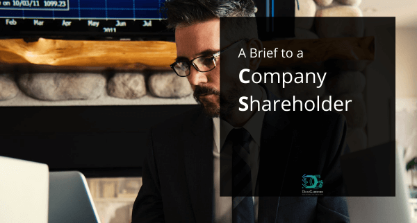 company shareholder