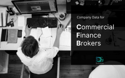 Company Data for Commercial Finance Brokers