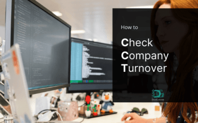 How to Check Company Turnover?