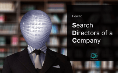 How to Search Directors of a Company?
