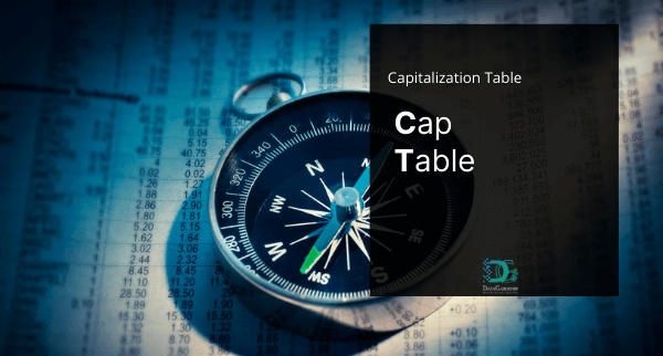 Cap table