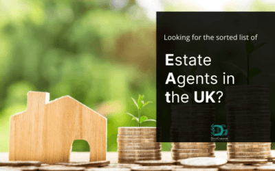 Looking for the sorted list of estate agents in the UK?