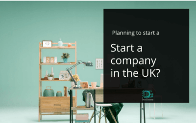 Planning to start a company in the UK