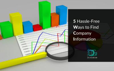 5 Hassle-Free Ways to Find Company Information