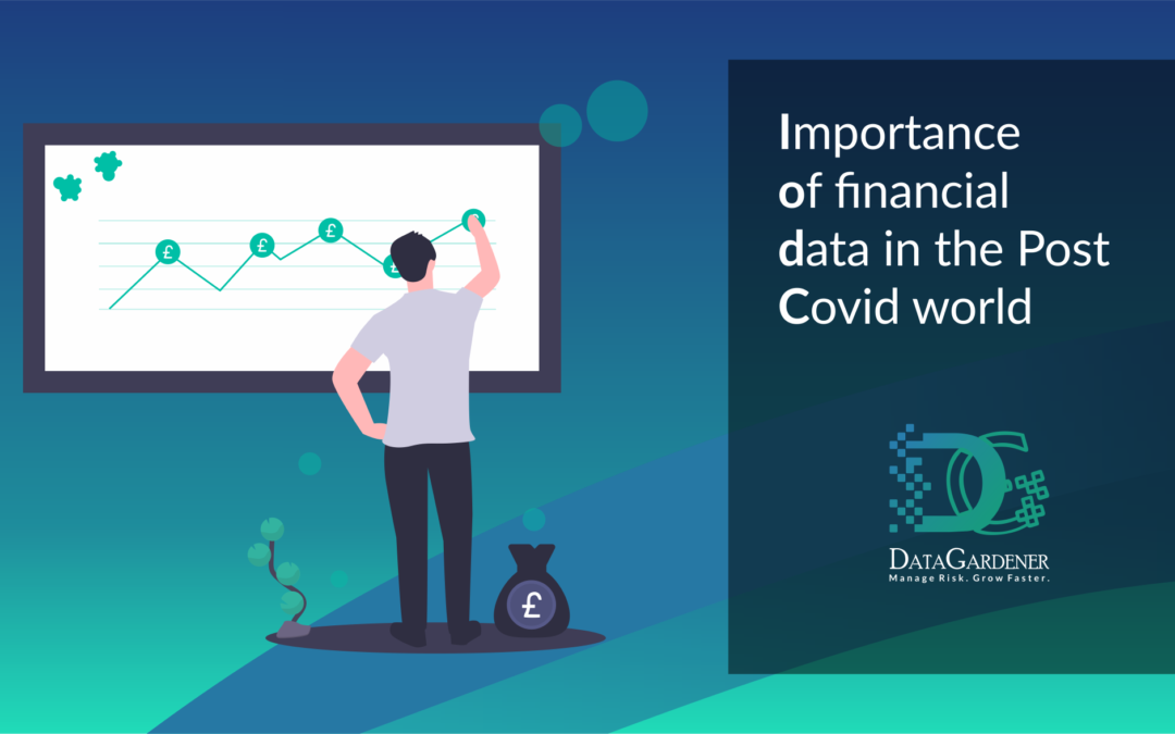 Importance of financial data in the Post Covid world