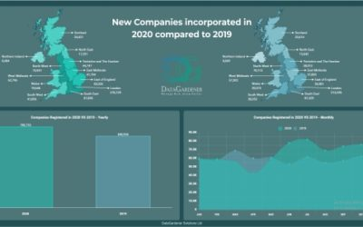 New company formations set to grow in the coming year
