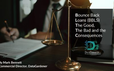 Bounce Back Loans – The Good, the Bad and the Consequences