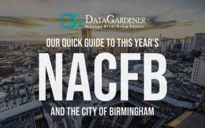 Our Quick Guide to this year's NACFB & Birmingham