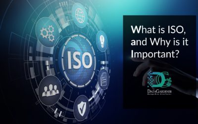 What is ISO, and why is it important?